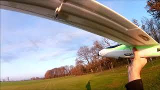 Erstflug Excalibur Hotliner 28.11.20 LMFC, Dr.Düsentrieb